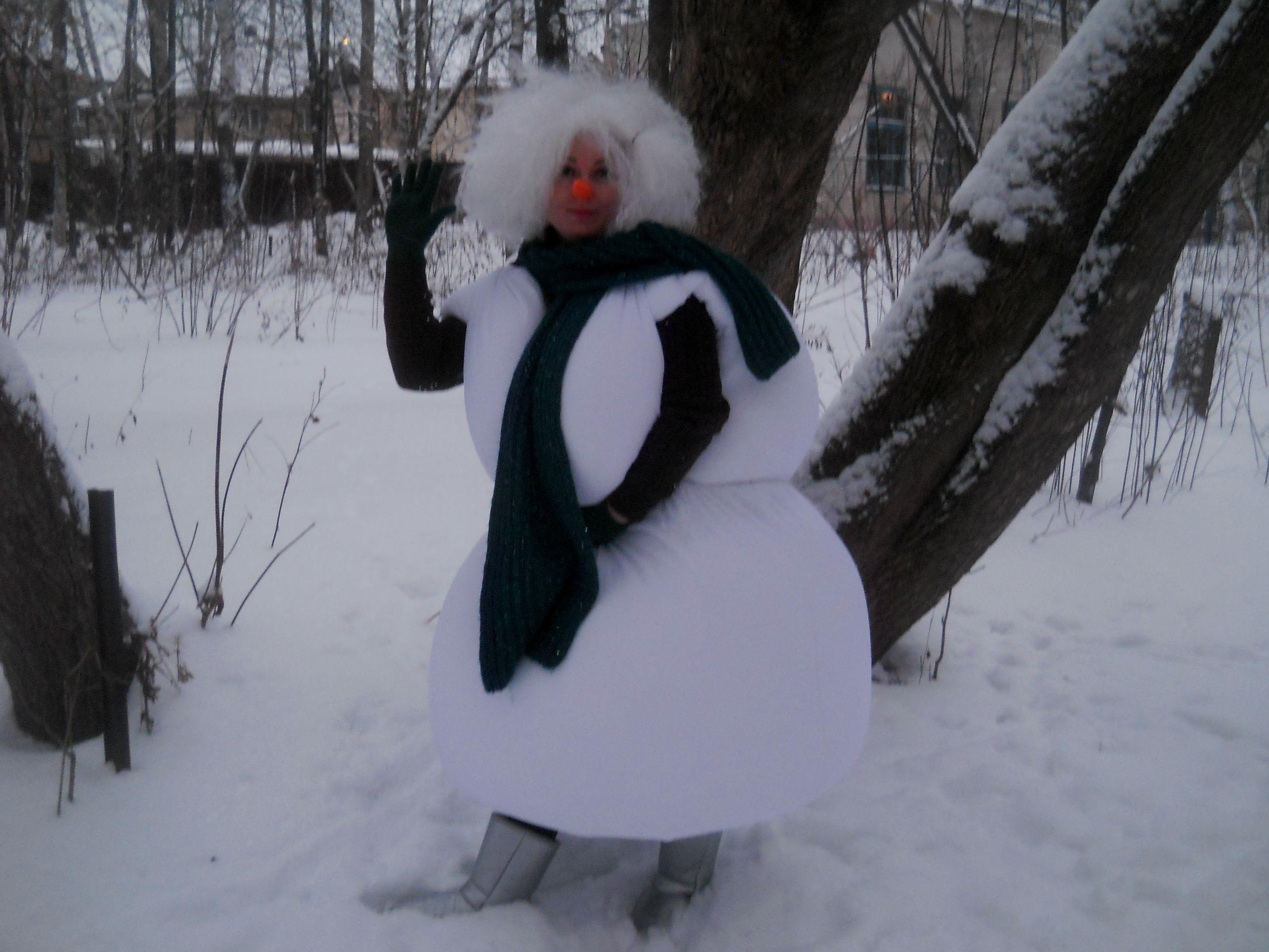 Как сделать из ваты снежный ком - популярные записи 211